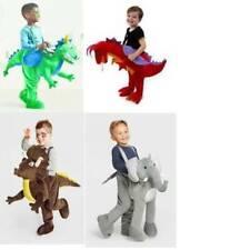 Toddler Dinosaur Dragon Elephant Step In Ride On Rider Plush Halloween Costume