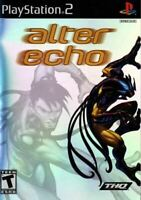 Alter Echo Original Sony PS2 Game