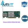 Cisco UCS Virtual Interface Card 1225 10GB UCSC-PCIE-CSC-02 73-14093-08