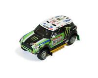 Mini All 4 (Winner Dakar Rally 2012) in Green (1:43 scale by IXO RAM572)