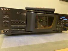 Sony TC-C5 Cassette Deck, 5 motors, 5 Cassette Changer, Dolby C/B/HXP, Remote