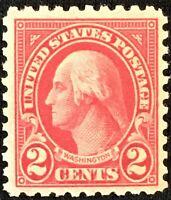 583 Mint, OG, NH, VF/XF