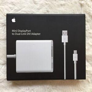 BN Apple Mini DisplayPort to Dual Link DVI Adapter (MB571Z/A)