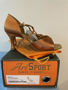 NEW Ray Rose Dance Shoes Frost UK 5