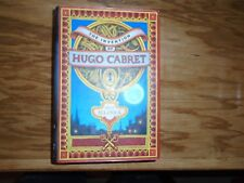 The Invention of Hugo Cabret Signed by Brian Selznick (2007, Hardcover 1st/1st)