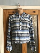 Hollister Women's Ladies Top Hooded Size S