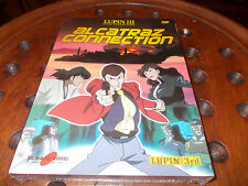 LUPIN III  3rd Alcatraz Connection Editoriale  Dvd ..... Nuovo