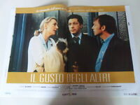 """#LOCANDINA FILM """"IL GUSTO DEGLI ALTRI"""" (B)"""