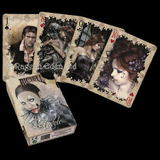 *FAVOLE* Full Deck Of VICTORIA FRANCES Goth Fantasy Art Bicycle Playing Cards