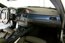 VVIVID XPO 2ft x 5ft Navy blue 3D carbon fiber vinyl car wrap decal