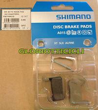 SHIMANO - COPPIA PASTIGLIE FRENO RESINA BR-M775 ORIGINALI