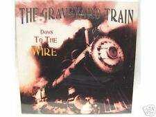 Graveyard Train - DOWN TO WIRE Promo CD Single [1993] - Brand New