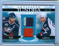 NASH UMBERGER 09-10 UD ARTIFACTS TUNDRA DUALPATCH #/35