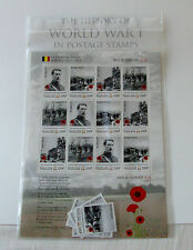 TOGO 2011 - WWI Commemmorative Sheet + separate stamps + info - MNH** - RARE !