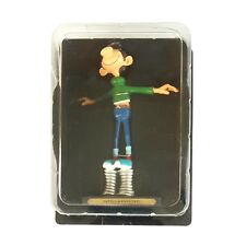 FIGURINE GASTON LAGAFFE PLASTOY LES INVENTIONS N°20 PATINS A RESSORTS NEUF BOITE