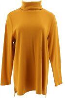 Isaac Mizrahi Essentials Long Honey Gold XL NEW A372782