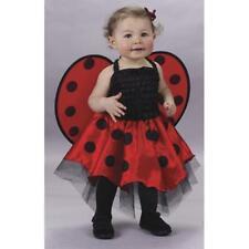 Ladybug Dress Wings Costume Infant to 24 Mos Fw9666