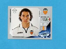 PANINI-CHAMPIONS 2012-2013-Figurina n.402- GUARDADO -VALENCIA-NEW BLACK
