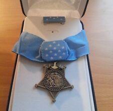 Medal of Honor US Navy con bandspange en verleihungsetui tapferkeitsauszeichnung