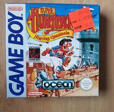 Super Hunchback starring Quasimodo - CIB - Nintendo Gameboy - Complete