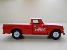 Johnny Lightning /'60s 1960-64 Studebaker Champ Red Pickup Truck JL 1//64 Scale