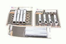 USA Colony Harley Shovelhead 1966-84 pushrod tube covers - Complete