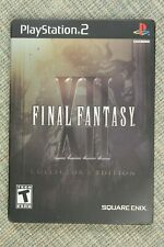 PlayStation 2 Final Fantasy XII 12 Collector's Edition Video Game Beautiful