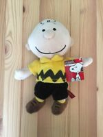 Charlie Brown Plush Peanuts Gang Snoopy Retro Vintage COLLECTABLE
