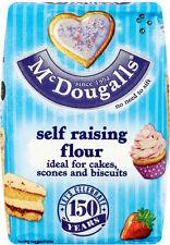 McDougalls Self Raising Flour 3 x 500g