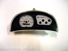 Armaturenbrett Kilometerzähler für Piaggio Reißverschluss Marke Cev Neu Original