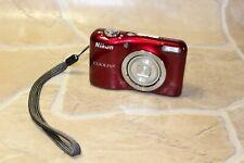 Nikon Coolpix L29 (*FP*) DigitalKamera Rot