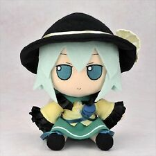 Gift Touhou Plush Series 20 Fumofumo Koishi Komeiji Plush Doll Stuffed Toy