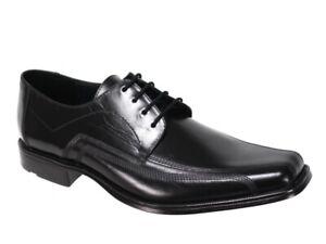 Lloyd Dagan Schwarz Buiseness-Schuhe Artikelnr. 23-556-00