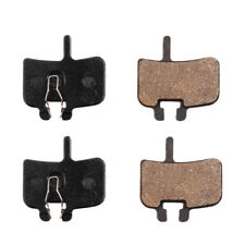 2 Pairs Mountain Bike Hydraulic Disc Brake Pads For Hayes HFX-9 Series HFX-Nine