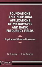 Foundations and Industrial Applications of Microwave and Radio Frequen-ExLibrary