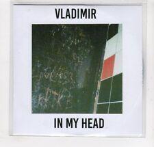 (GM812) Vladimir, In My Head - DJ CD