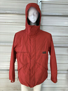 Burton Dryride Snowboard Jacket - Mens Medium - Dark Orange - Snow Ski