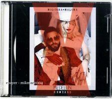 MADONNA feat. MALUMA - Medellin REMIXES 7 Track Official USA Promo Cd Madame X