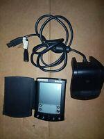 IBM WORKPAD C500 PALM PDA with data charging base NO adaptor