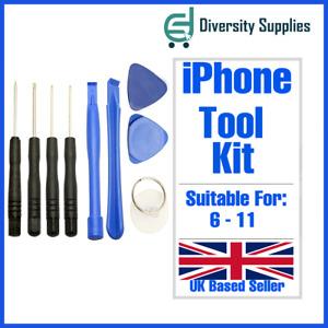 Mobile Repair Tools For iPhone 7/8/X/Xs Phone Service Fix Prying Kit Screwdriver