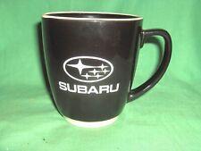 #1409 - LARGE SUBARU AUTO COFFEE MUG, CUP