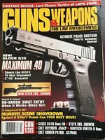 Guns And Weapons For Law Enforcement July 1998, Ultimate Police Shotgun