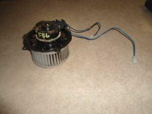 HEATER BLOWER MOTOR W/AC FITS 97-03 ESCORT 232087