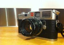 JUPITER 8 black lens 50mm f2.0 M39 mount Leica Portrait manual Sonnar made USSR