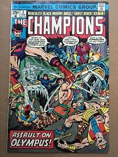The Champions #3 *Assault on Olympus*