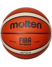 Molten GF6X Composite Leather Basketball [Size 6] + Free Delivery Australia Wide