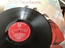 THE SEEKERS . THE FOUR & ONLY SEEKERS . 1964 L.P. STEREO MFP . MORNING TOWN RIDE