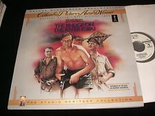 "THE BRIDGE ON THE RIVER KWAI <>2X12"" Laserdiscs<>COLUMBIA 79616"