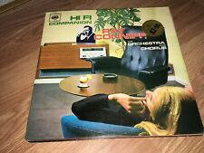 Ray Conniff, His Orchestra And Chorus – Hi Fi Companion (CBS 1966 LP)(VG+ COND)
