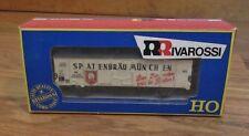 RIVAROSSI VINTAGE HO #62 CARRO REFRIGERATOR CAR,SPATENBEAU MANCHEN,MINT IN BOX